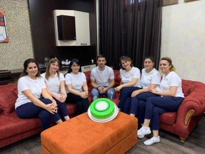 Klinikamızın qonağı Milli komanda futbolçusu Qara Qarayev